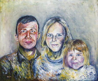 Karl Kujau Familie 2013